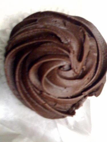 Grundrezept Schokoladen-Buttercreme-Frosting