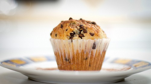Muffins Unterschied Cupcake